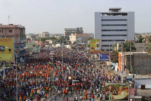 Togo, La Mobilitation Populaire continue : Grandes Manifestations Nationales les 16, 17 et 18 Novembre 2017 prochains.