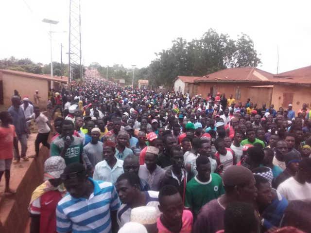 Togo : Interdiction de manifester à Sokodé et Bafilo: Le pouvoir attend-t-il encore Paris et Washington pour obtempérer ?