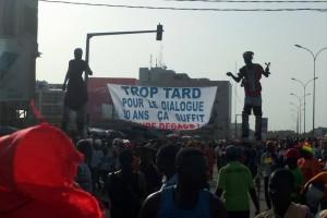 Togo: Fin des 3 jours de marche de l'opposition, de nouvelles manifestations projetées