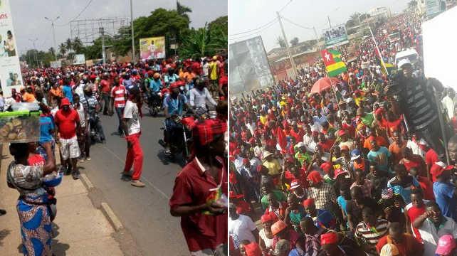 Révolution Togolaise, Phase 4