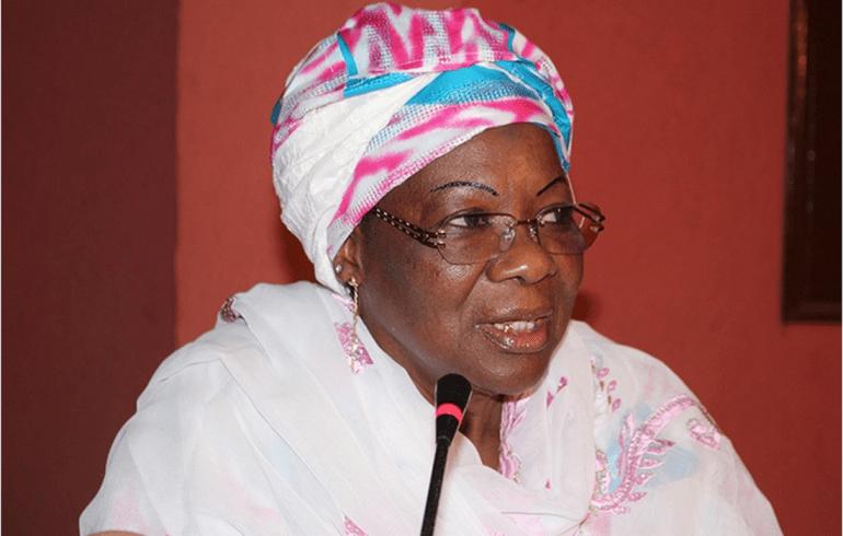 Pourquoi Awa Nana-Daboya garde le silence au sujet de la crise actuelle au Togo