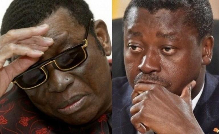 Le président togolais fier d'être un Gnassingbé