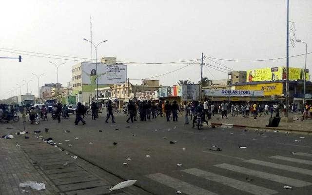 Togo, Manif populaire ce 30 décembre 2017 : Des centaines de milliers de Togolais mobilisés et déterminés dans les rues de Lomé