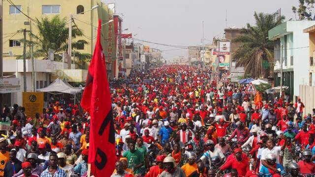 Révolution Togolaise, Phase 6 : Renverser la Table