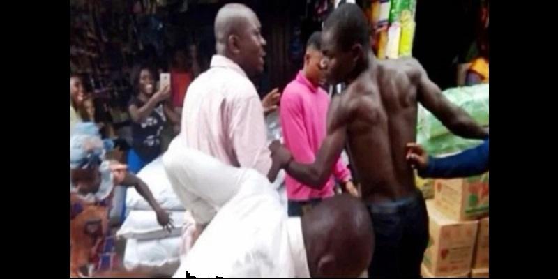 Ghana: deux pasteurs s'échangent des coups de poings pour des offrandes [Photos]