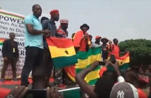 Togo: Opposition, fin d'année 2017 en contestation dans la rue