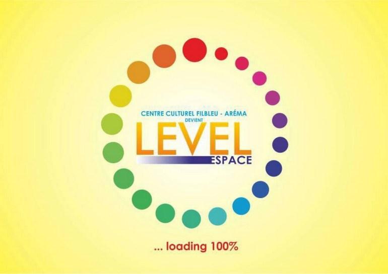 Le centre culturel Filbleu-Arema n'existe plus, désormais c'est «Espace Level»
