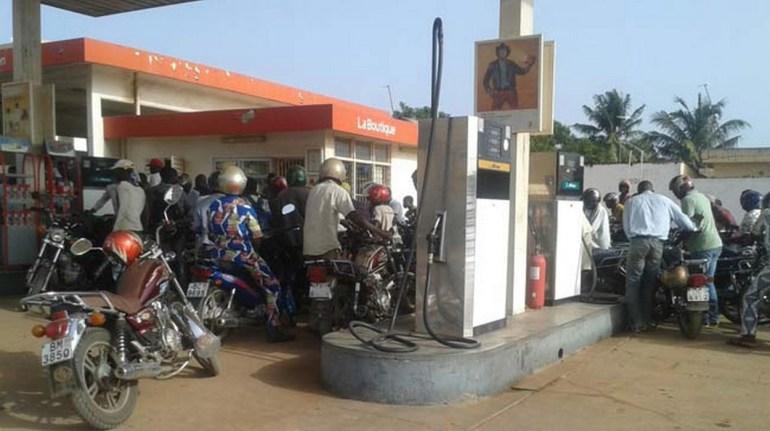 Togo/Pénurie de carburant: le gouvernement rassure, les prix restent inchangés