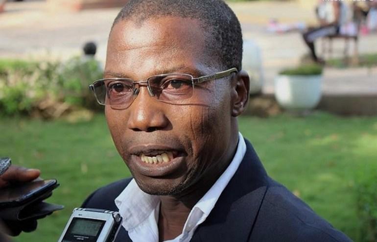 Tikpi Atchadam souhaite l'alternance au peuple togolais pour cette année 2018