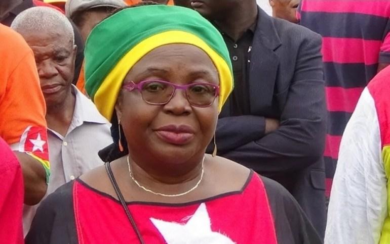 Togo / « Nous menons une lutte pour la démocratie », rappelle Mme Brigitte Adjamagbo-Johnson