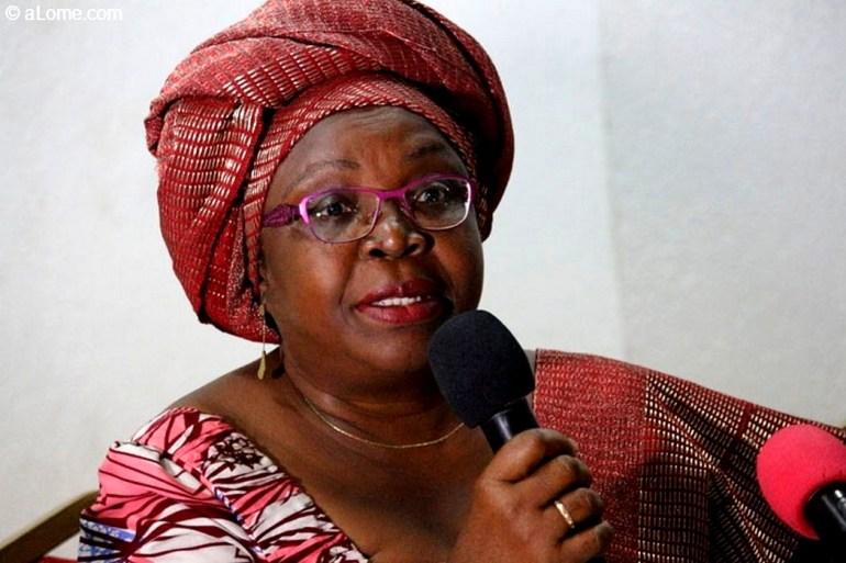 Le regard analytique de Brigitte Adjamagbo-Johnson sur l'actualité politique au Togo