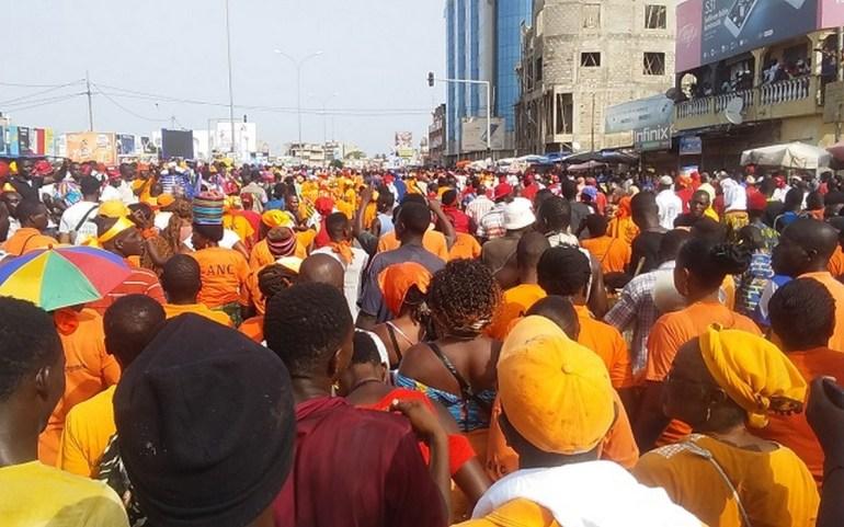 Togo: L'ANC porte plainte pour tentative d'assassinat !