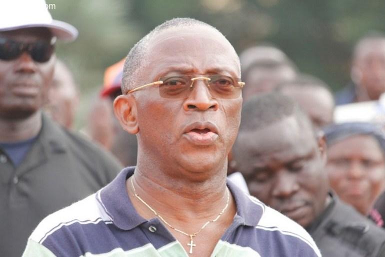 Me Paul Dodji Apevon des FDR invite les togolais à surmonter le mal par le bien en cette nouvelle année