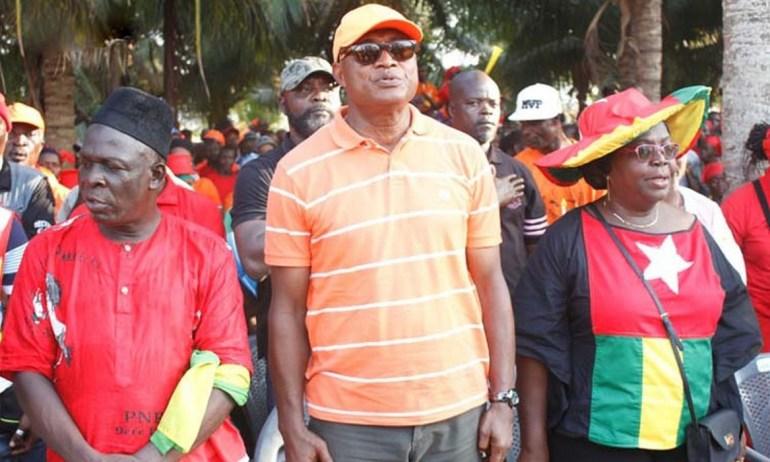 Togo / « Chacun doit à la patrie d'apporter sa contribution à la libération de notre pays », Jean-Pierre Fabre