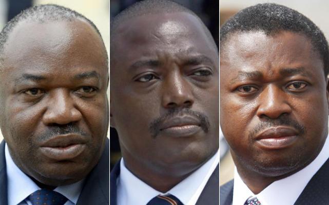 Fenêtre Sur l'Afrique du 06/01/2018 : Pourquoi l'Alternance politique effraie-t-elle tant Ali Bongo, Joseph Kabila et Faure Gnassigbé?
