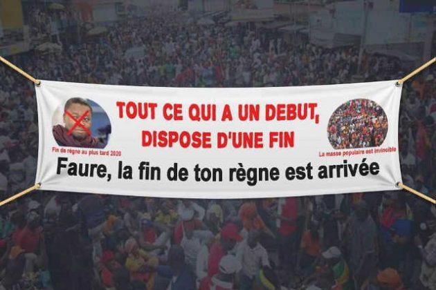 Togo : Entre chômage et désespoir, des jeunes veulent en « finir » avec le régime Gnassingbé !