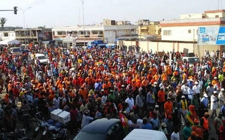 Togo / Manifestation de ce samedi 13 janvier : La préfecture de Yoto promet une mobilisation monstre