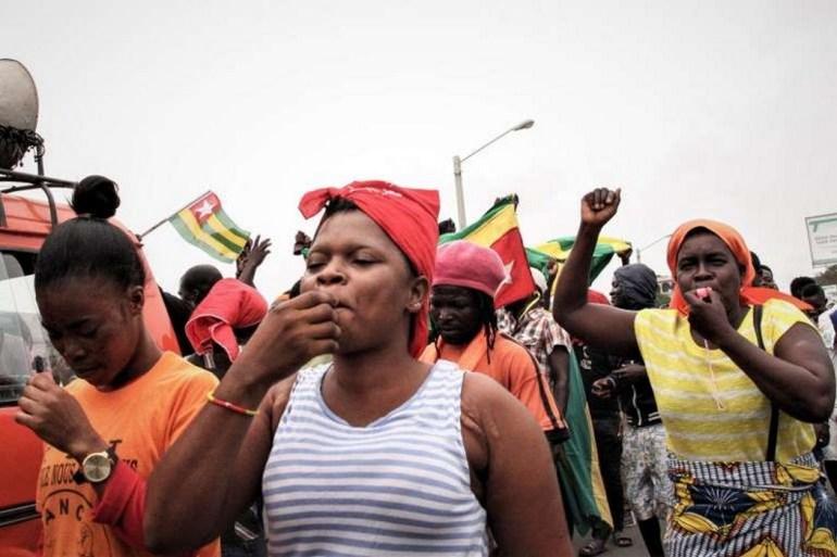Togo: Les femmes manifestent leur colère dans la rue le 20 janvier prochain