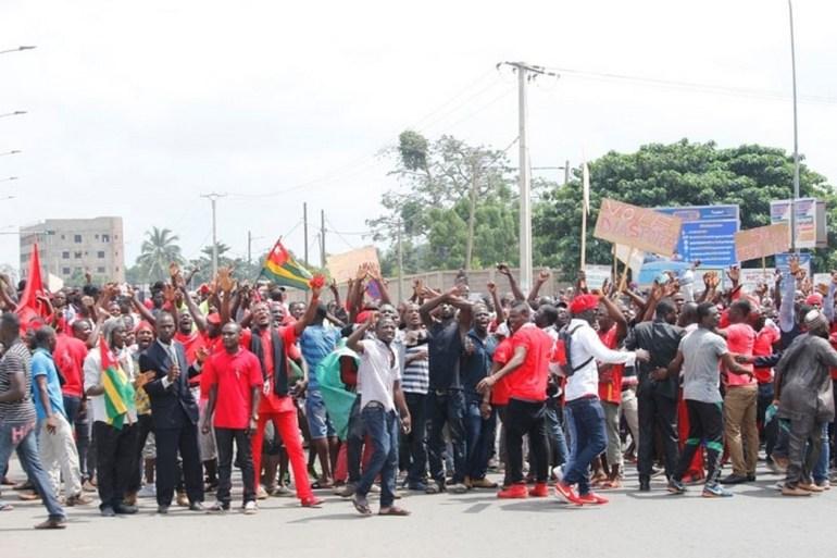Crise sociopolitique au Togo : La sécurité des défenseurs de droits de l'Homme, une question essentielle !