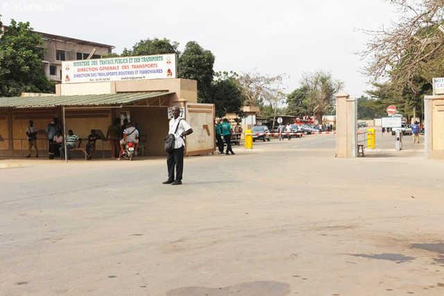 Togo, Direction des Transports : Routiers Finis les faux frais !