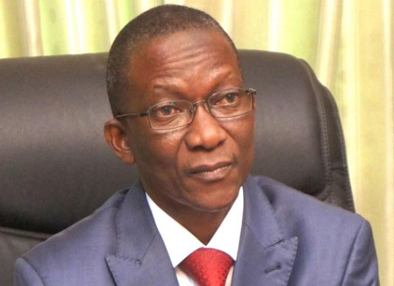« Les leaders de l'opposition n'ont donc plus de respect pour les morts ?, s'interroge le ministre Ouro-Koura Agadazi