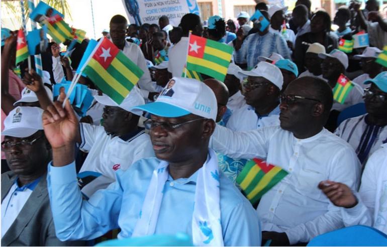 UNIR ne manifeste pas à Lomé mais organise des «Festivals de danses traditionnelles»