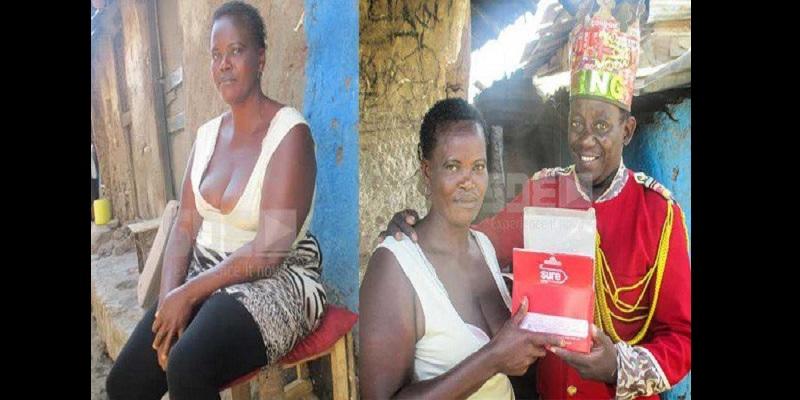 Après 23 ans de carrière, une prostituée reçoit un cadeau particulier