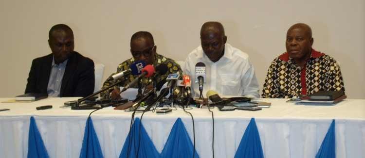 Fin des travaux du comité préparatoire du 27ème dialogue inter Togolais                                                                             18 février 2018