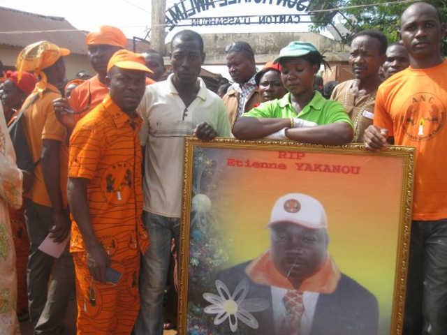 Togo, Affaire des incendies des marchés : Etienne Yakanou mort en détention illégale.  Quelle réparation pour sa famille?