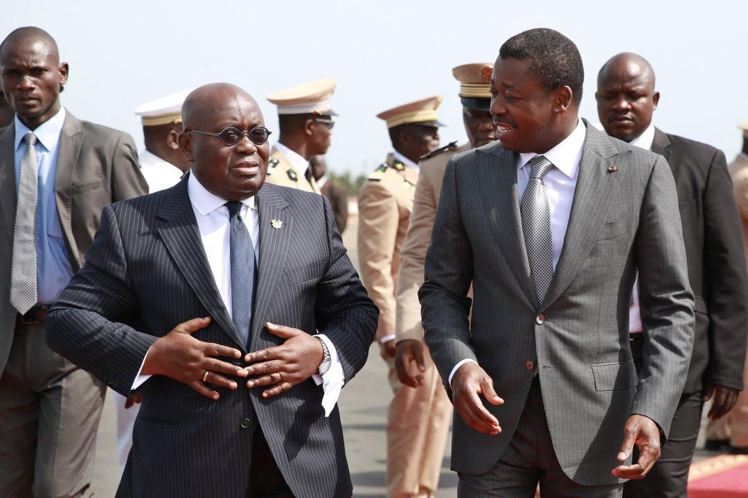 Dialogue de sortie de crise au Togo: les discussions ont repris sous la médiation de Nana Akufo-Addo