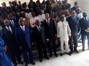 Togo: Ouverture du dialogue en présence de Akufo-Addo, les attentes