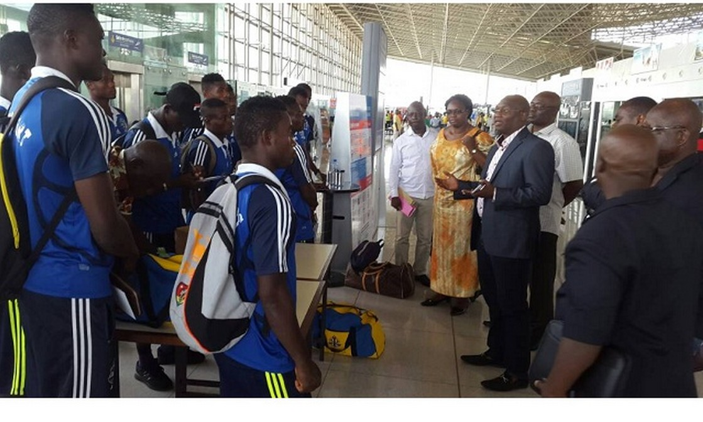 Ligue des Champions: les portuaires se sont envolés pour Khartoum