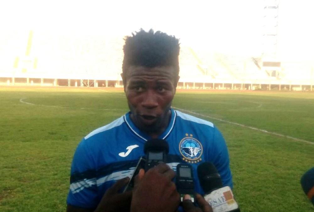 Journées FIFA/Atchou Franco convoqué pour les matchs tests du Togo