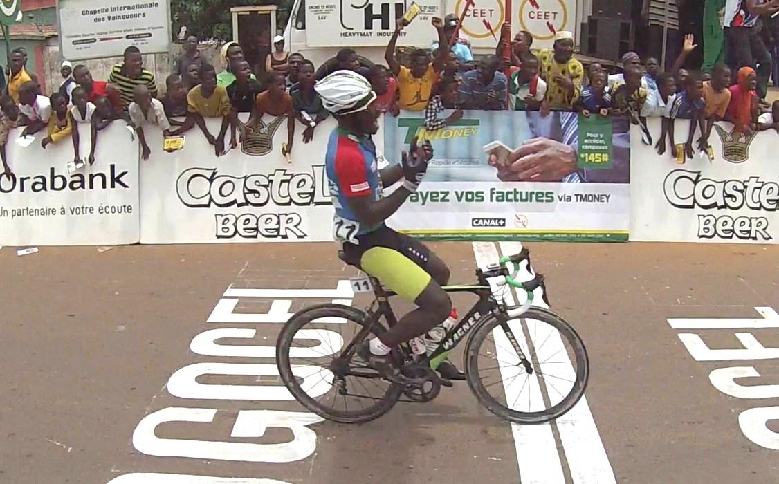 Le tour cycliste International du Togo se fera sans Raouf Akanga