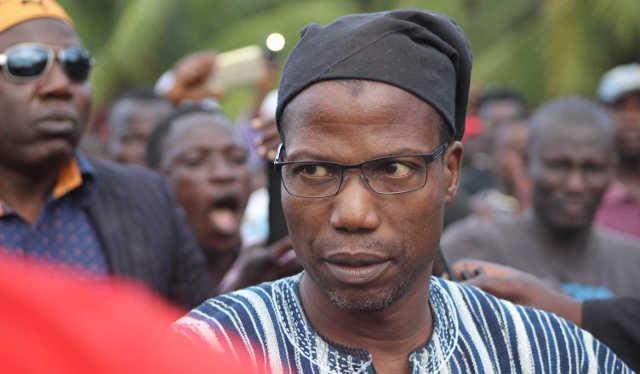 Tikpi Atchadam confirme la Reprise des Manifestations de Rue au Togo