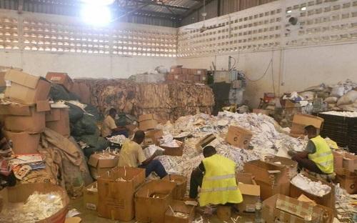 La gestion des déchets au service du développement durable : L'éducation à la base par ATTAC-Togo