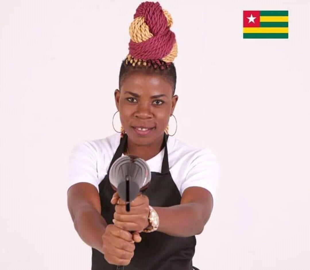 Coiffure Kitoko: la togolaise Afiwa remportera-t-elle le tablier d'or ?