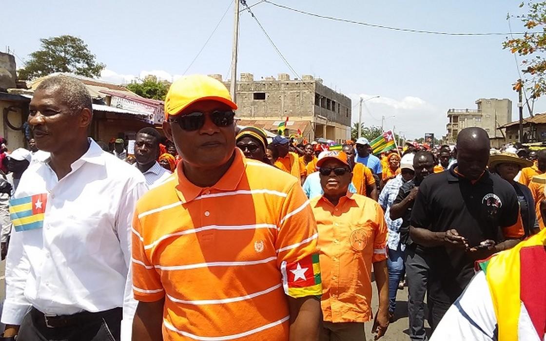 Togo/Grande marche de la coalition: voici les points de départ