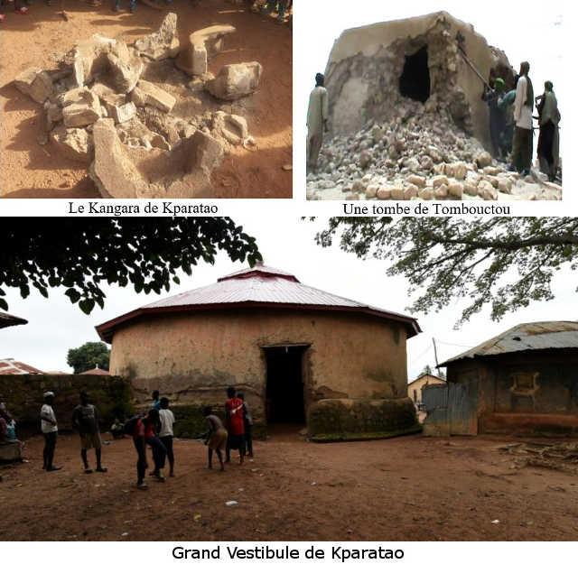 Togo : Kparatao, Ils ont osé Détruire un Monument Historique
