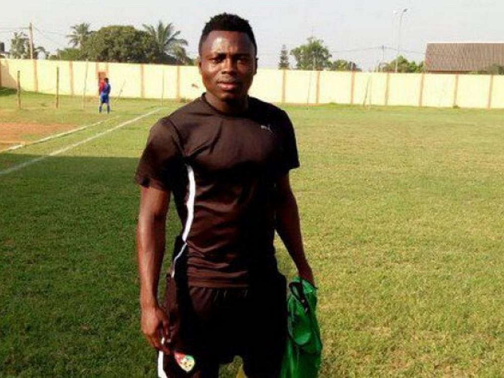 Kossi Koudagba de l'ASCK sacré «meilleur joueur» du mois de Février
