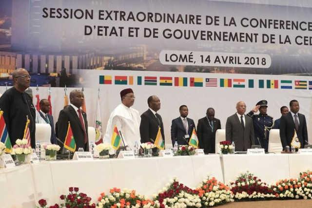 La CEDEAO : Quelle Solution pour le Togo ?