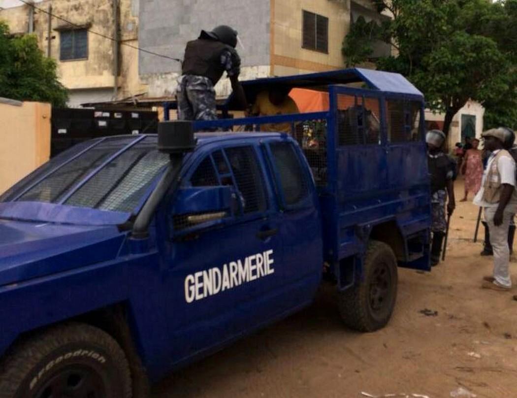 Togo: Les leaders de la Coalition séquestrés par des militaires à Lomé