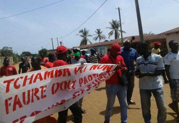 Togo : Nouvelles violences du régime Faure/RPT-UNIR face aux manifestations pacifiques. Des blessés enregistrés.