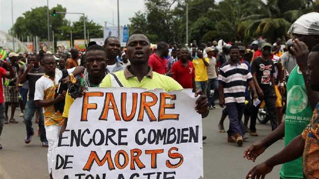 Togo : Face au dilatoire du régime Faure/RPT-UNIR, l'opposition appelle à des manifestations cette semaine