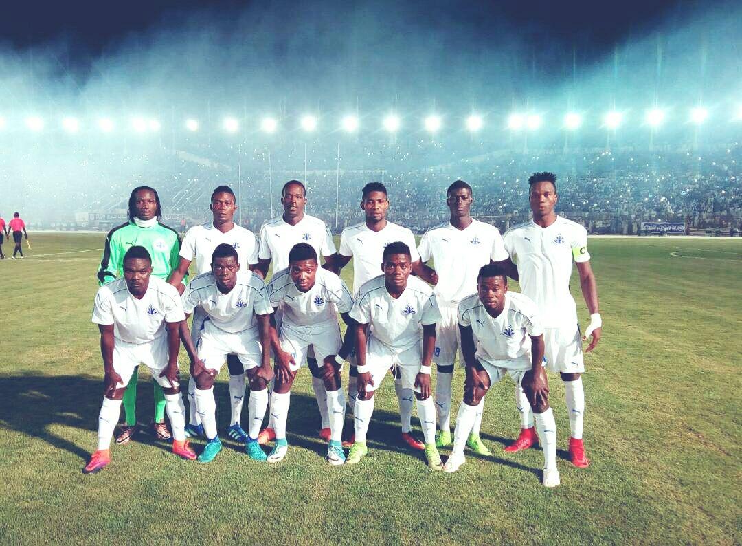 CAF / Défaite de l'AS Togo Port dès la 1ère journée de la Ligue des Champions