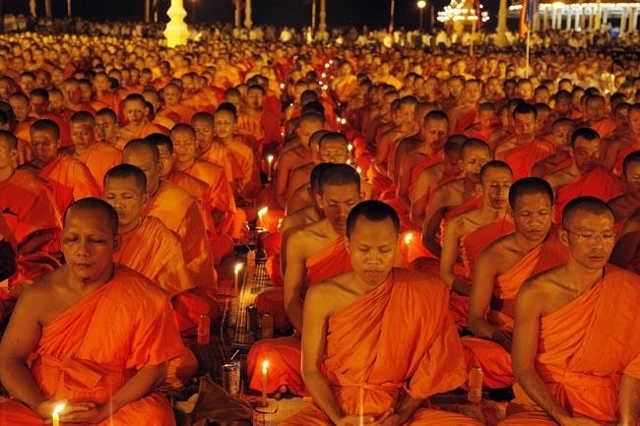 Togo, Âneries spirituelles du régime RPT-UNIR et Associés : Des Bouddhistes convoyés d'Asie pour « démobiliser » le Peuple de la Lutte pour l'Alternance !