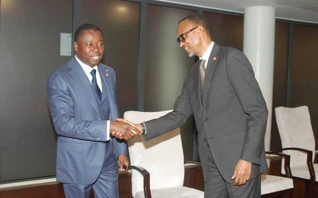 Togo : Faure Gnassingbé en Noces Rwandaises !