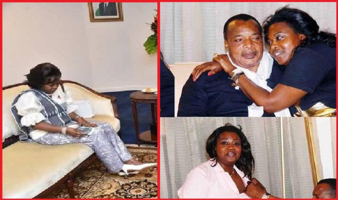 Sérail: Nguesso obligé de coucher avec sa fille pour conserver le pouvoir