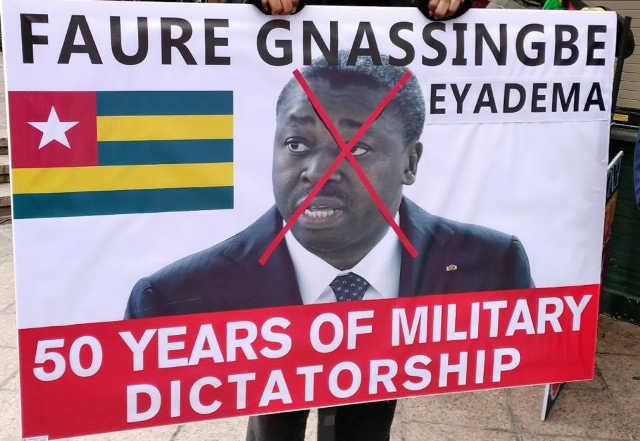 Faure Gnassingbé : Une Déception pour le Togo et l'Afrique
