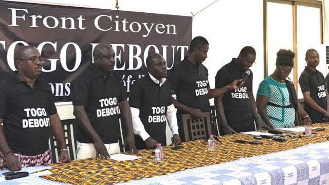 Togo : Le Front Citoyen Togo Debout donne une « claque » cinglante au pseudo-diplomate allemand Alexander Sanders